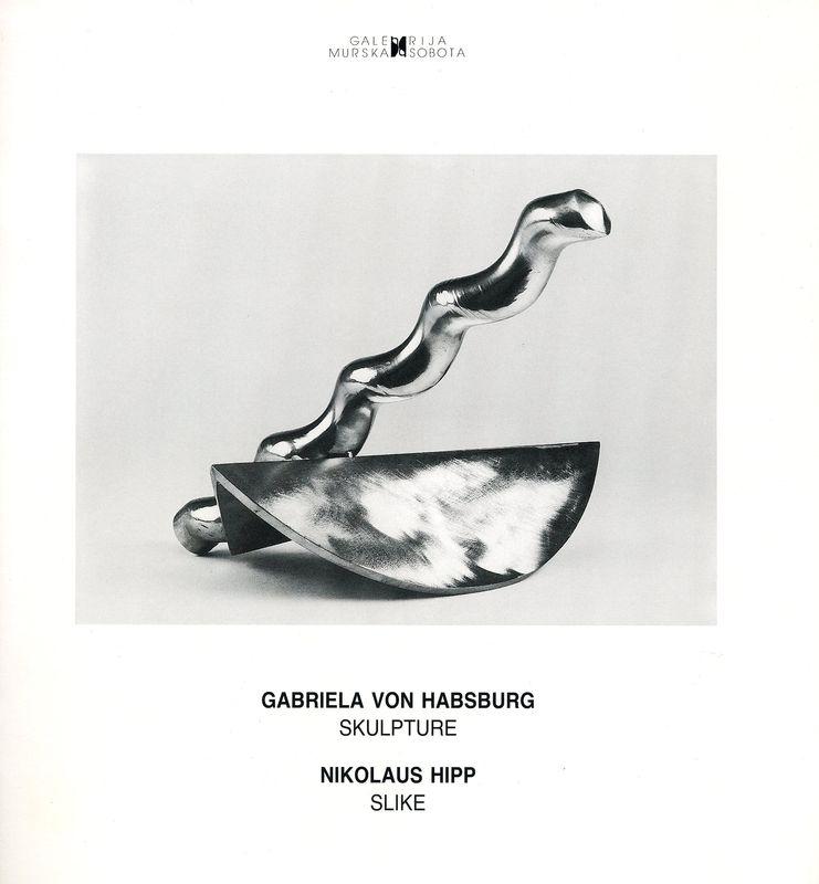 Gabriela von Habsburg. Skulpture Nikolaus Hipp. Slike